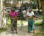 coir-making