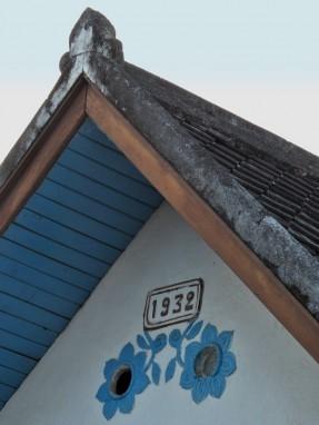 1932: Luang Prabang roof detail