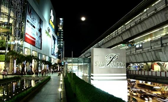 Siam Paragon, Bangkok's shopping mecca
