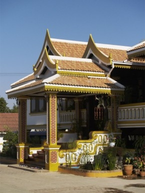 Vang Thong Hotel, Luang Prabang