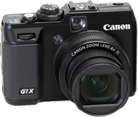 The Canon Powershot G1 X