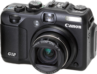 The Canon Powershot G12