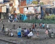 A Mumbai slum