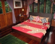 A villa room at Good Time Resort on Koh Mak